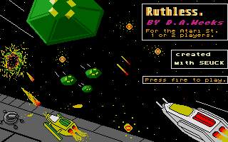 Thumbnail of other screenshot of Ruthless