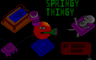 Thumbnail of other screenshot of Springy Thingy