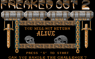 Thumbnail of other screenshot of Freaked Out 2