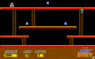 Thumbnail of other screenshot of Disc Hunt, The