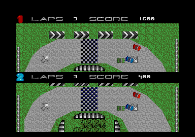 Thumbnail of other screenshot of Race, The