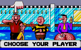 Screenshot of Viz - The Game