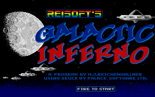 Thumbnail of other screenshot of Galactic Inferno