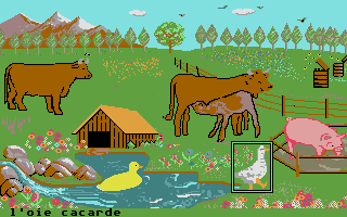 Thumbnail of other screenshot of Ferme - Les Cris des Animaux, La