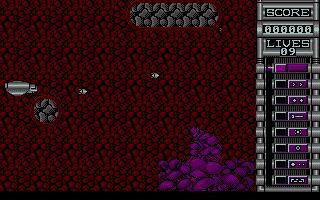 Screenshot of Hyperdrome