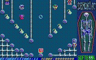 Thumbnail of other screenshot of Demoniac