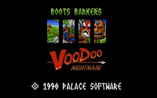 Thumbnail of other screenshot of Voodoo Nightmare