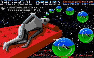 Thumbnail of other screenshot of Artificial Dreams