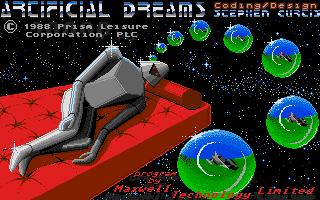 Screenshot of Artificial Dreams