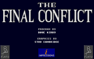 Thumbnail of other screenshot of Final Conflict, The