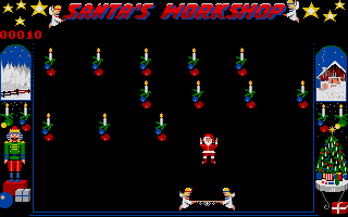 Thumbnail of other screenshot of Santa's Workshop