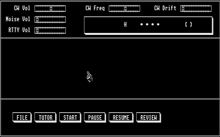 Thumbnail of other screenshot of Morse Master