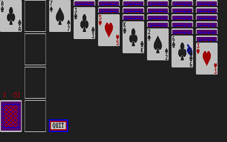 Thumbnail of other screenshot of Klondike Solitaire