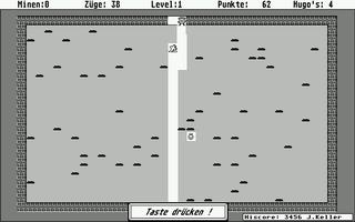 Thumbnail of other screenshot of Minenfeld