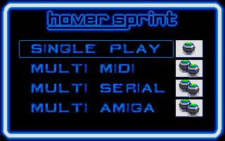 Screenshot of Hover Sprint