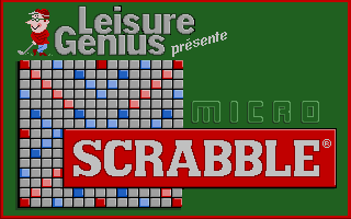 Thumbnail of other screenshot of Micro Scrabble