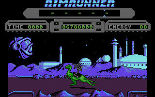 Thumbnail of other screenshot of Rimrunner
