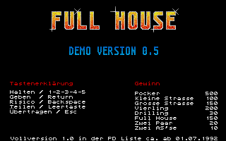 Thumbnail of other screenshot of Full House