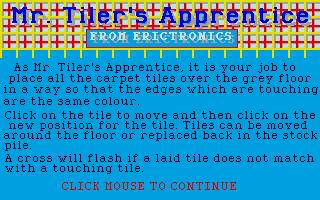 Thumbnail of other screenshot of Mr. Tilers Apprentice