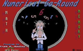 Screenshot of Numerical Go-Round