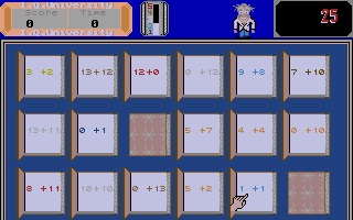 Thumbnail of other screenshot of Numerical Go-Round