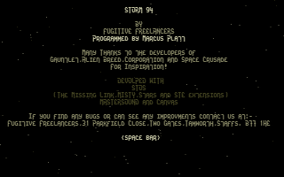 Thumbnail of other screenshot of Storm 94