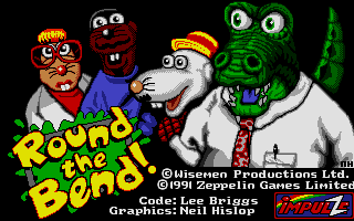 Thumbnail of other screenshot of Round the Bend!