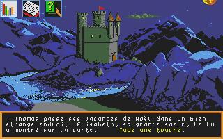 Screenshot of Premiers Pas En Anglais