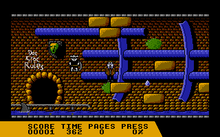 Screenshot of Round the Bend!