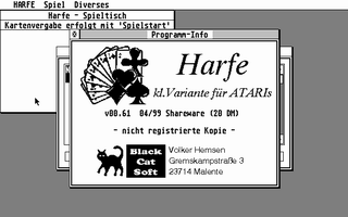 Thumbnail of other screenshot of Harfe