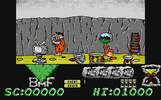 Thumbnail of other screenshot of Flintstones, The