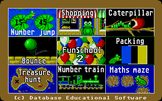 Thumbnail of other screenshot of Fun School 2 - For 6 to 8 year olds