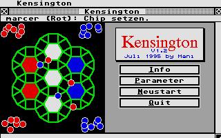 Screenshot of Kensington