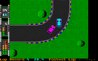 Screenshot of Works Team Rally