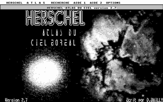 Thumbnail of other screenshot of Herschel - Atlas Du Ciel Boreal