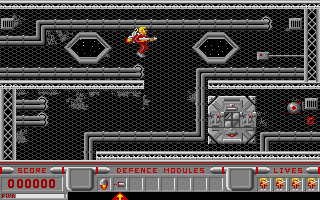 Screenshot of Red Ace