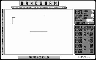 Thumbnail of other screenshot of Bandwurm