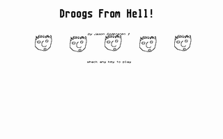 Thumbnail of other screenshot of Droogs from Hell