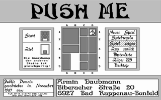 Thumbnail of other screenshot of Push Me