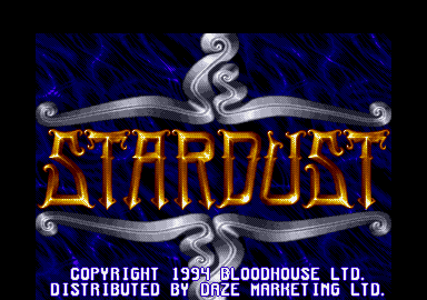 Screenshot of Stardust