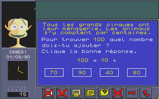 Screenshot of Adi CE1 - Maths