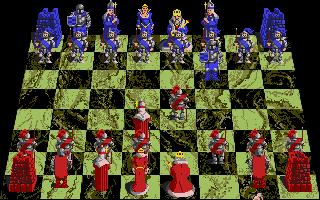 Screenshot of Battle Chess
