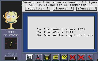 Thumbnail of other screenshot of Adi CM1 - Environnement