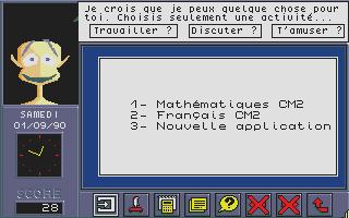 Screenshot of Adi CM2 - Environnement