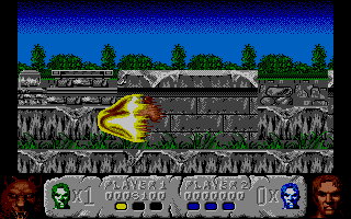 Thumbnail of other screenshot of Altered Beast