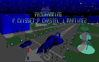 Screenshot of Operation Stealth