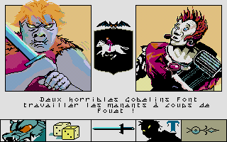 Thumbnail of other screenshot of Turlogh Le Rodeur