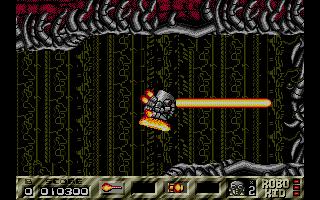 Thumbnail of other screenshot of Atomic Robo-Kid