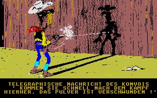 Thumbnail of other screenshot of Lucky Luke - Nitroglycerine