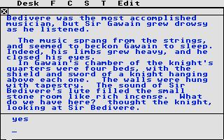 Thumbnail of other screenshot of Brimstone - The Dream Of Gawain